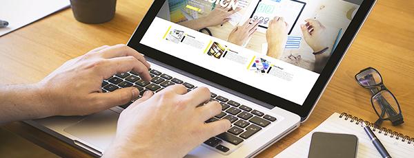 paginas web informativas caracteristicas
